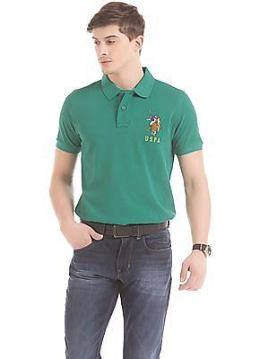 U.S. Polo Assn. Autumn polo shirt